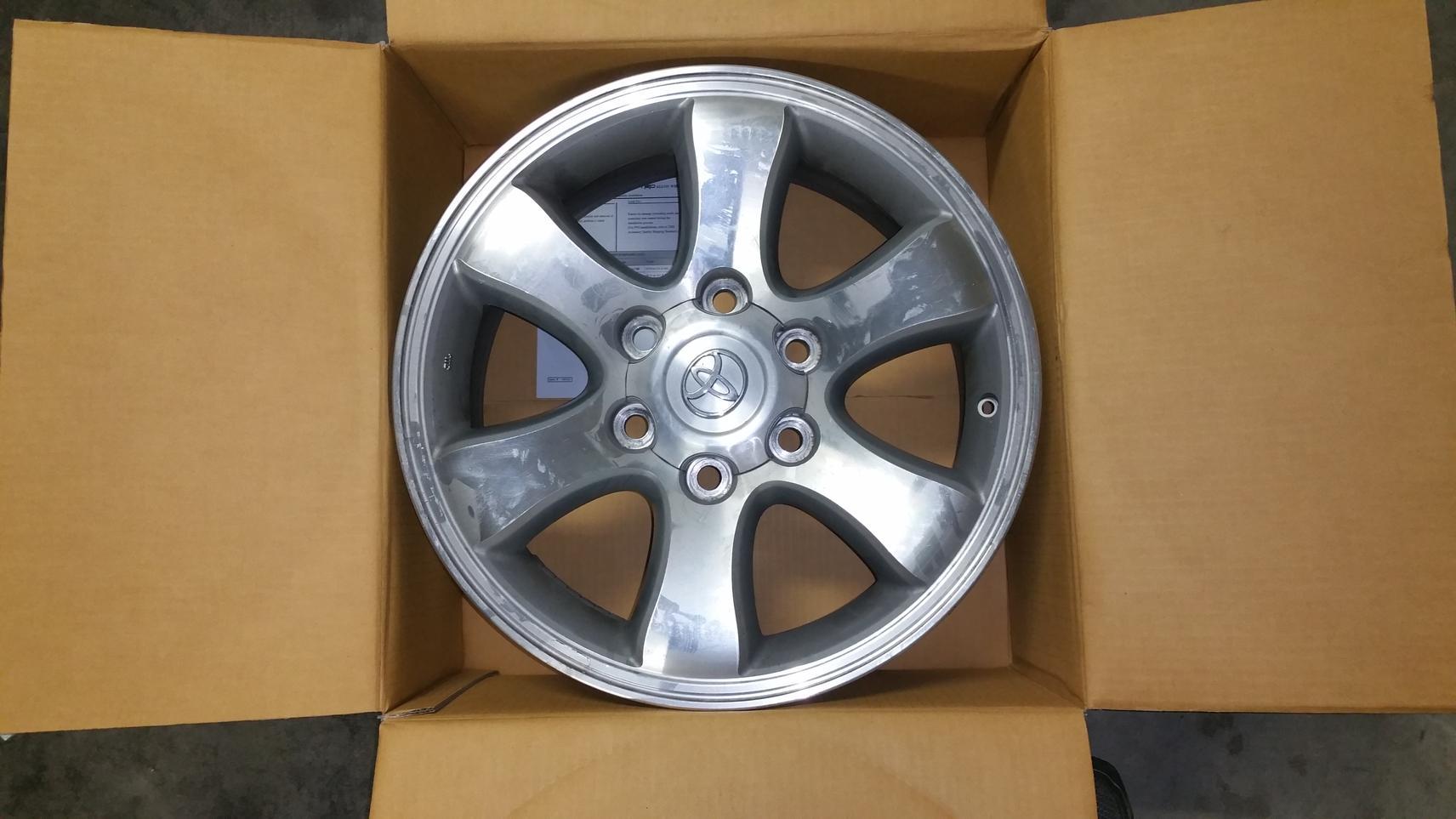 Fs 4 17inch sport rims 500 obo new mexico toyota for 17 inch d window wheels