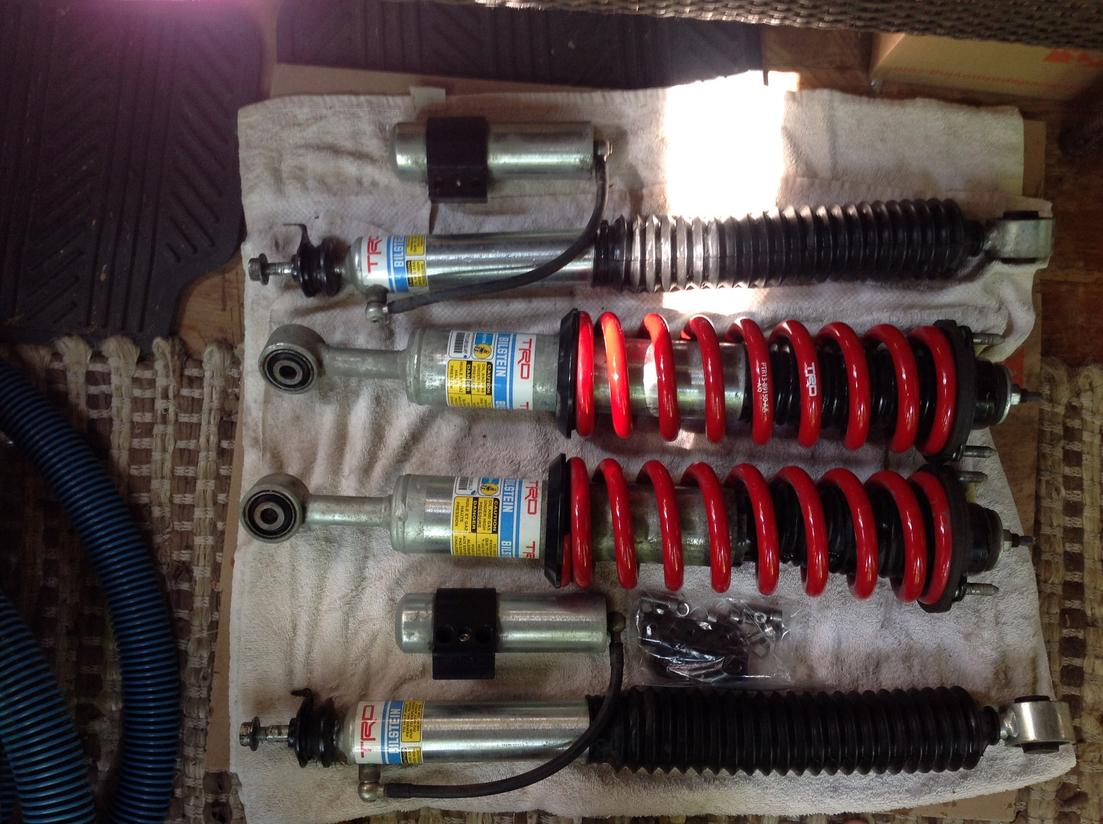Fs Trd Pro Suspension 699 Maine Toyota 4runner Forum