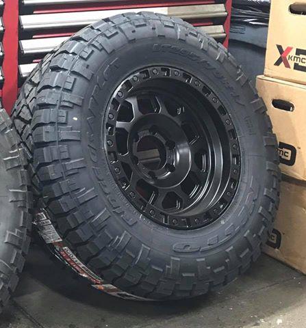 fs ga five 295 70r17 nitto ridge grappler tires 500 miles toyota 4runner forum largest. Black Bedroom Furniture Sets. Home Design Ideas
