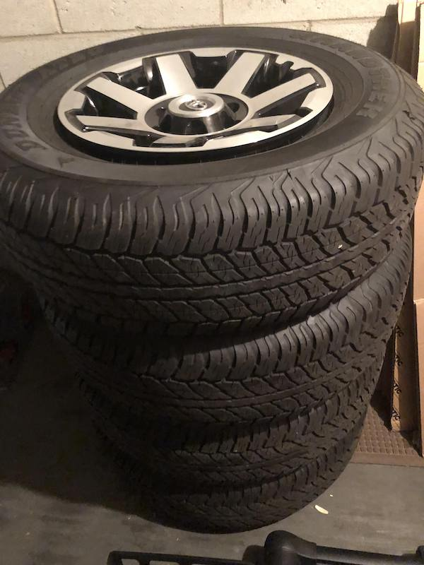 FS: 2018 TRD Off Road Wheels and Tires - Los Angeles 0-img_0794-jpg