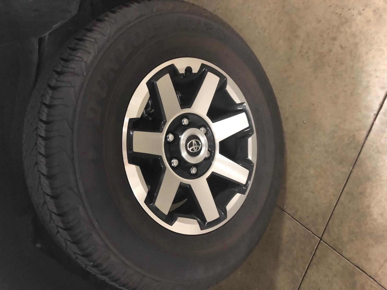 For Sale: 2019 TRD Off Road Premium Wheels and Tires - 0 (Chicago, IL)-img_1960-jpg