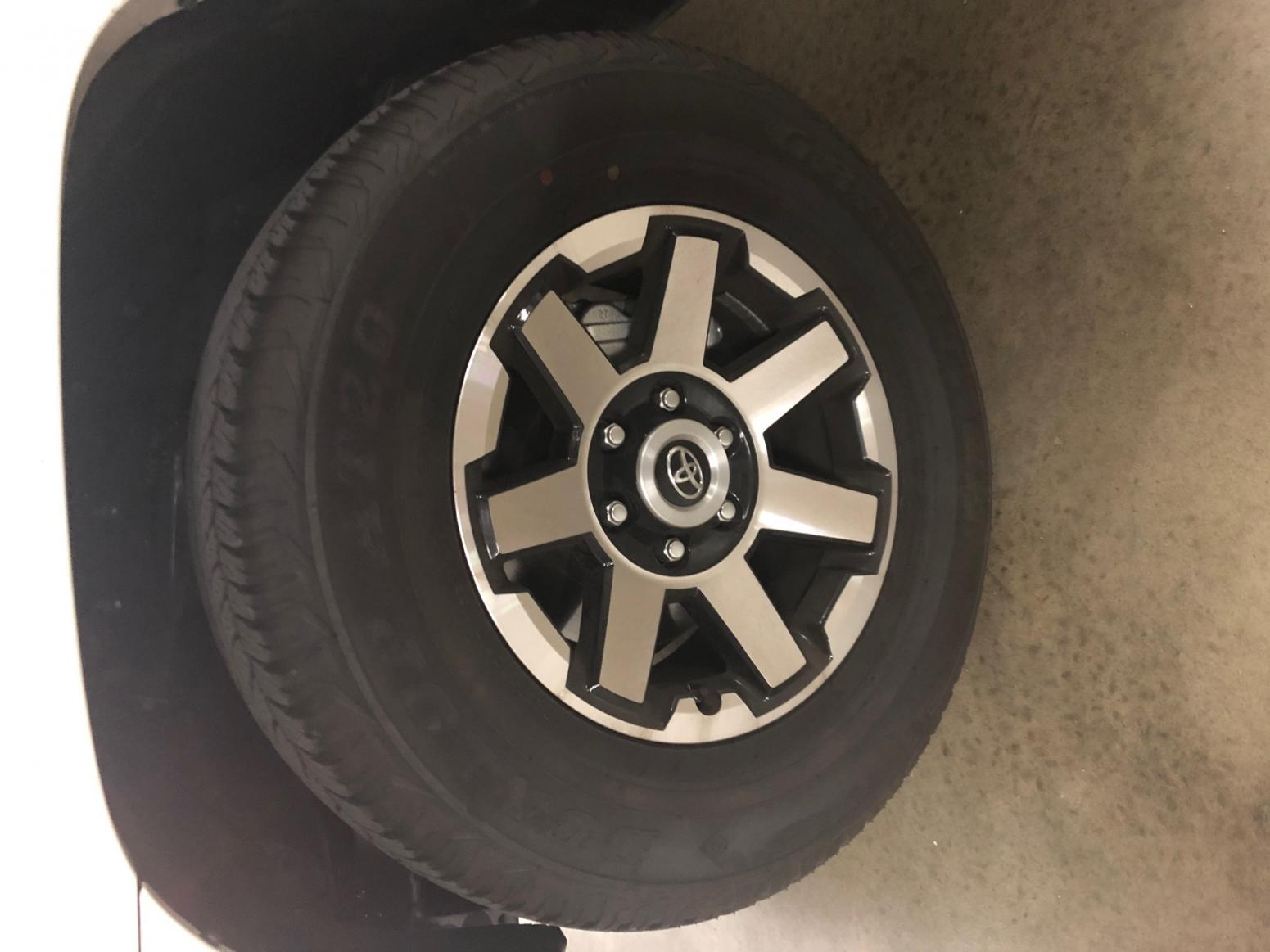 For Sale: 2019 TRD Off Road Premium Wheels and Tires - 0 (Chicago, IL)-img_1961-jpg