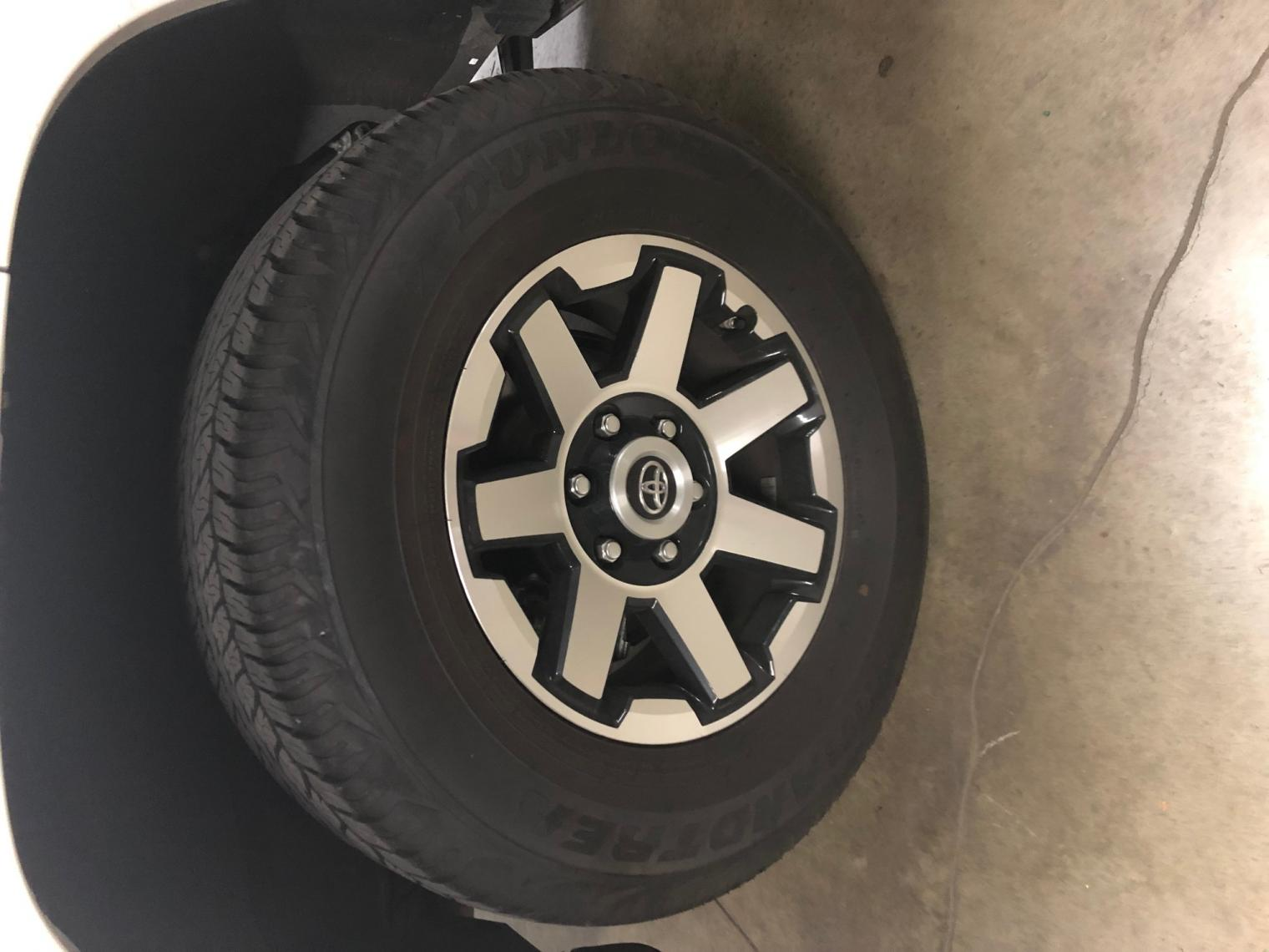 For Sale: 2019 TRD Off Road Premium Wheels and Tires - 0 (Chicago, IL)-img_1963-jpg