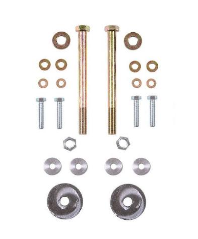 "FJ3-RCC-Toytec 3"" Lift Kit W/Spacers & Rear Superflex Coils FOR SALE- Woodbridge, VA-difdropkit-png"