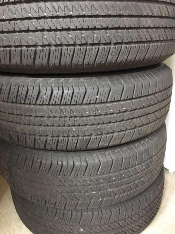 FS: used 5th gen T4r 17'' OR wheels/tires 0/0 Rockville, MD-tires-jpg