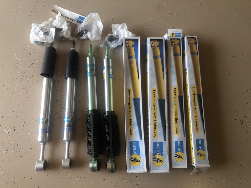 FS: (4) Bilstein 5100 shocks for 5th gen 0 - Dallas, TX-bil5100-spread-jpg