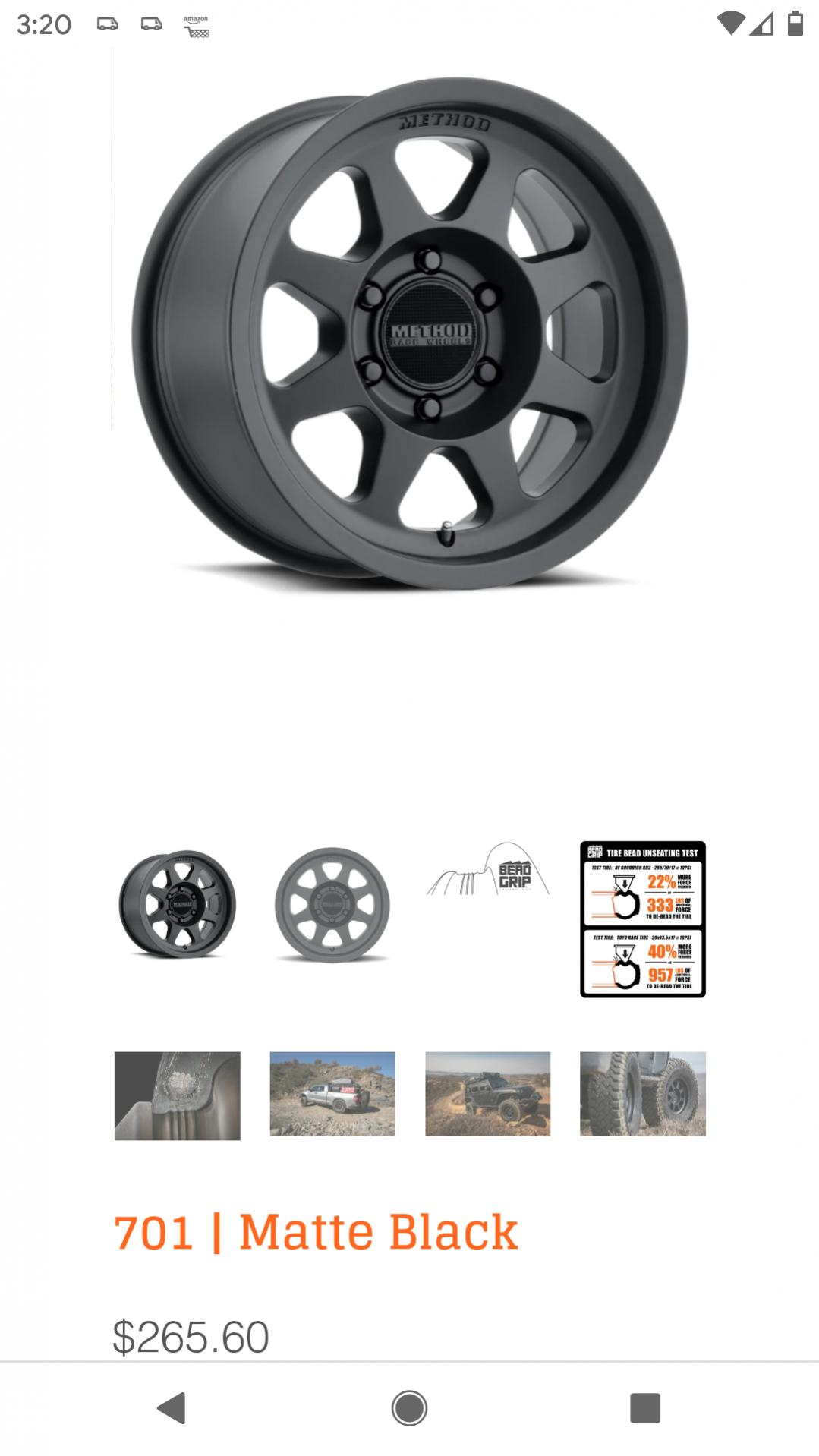 FS: New Method MR701 Wheels - 0 - Huntsville, AL-screenshot_20191002-152040-jpg
