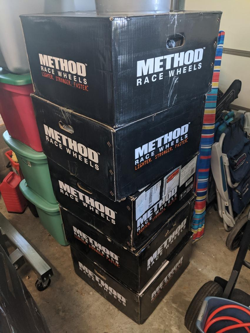 FS: New Method MR701 Wheels - 0 - Huntsville, AL-mvimg_20191002_151905-jpg