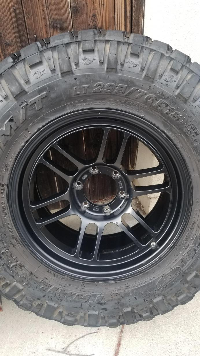 FS: 295/70R18 Nitto Trail Grappler M/T 'LT' - Los Angeles & Thousand Oaks CA-v7exag5-jpg