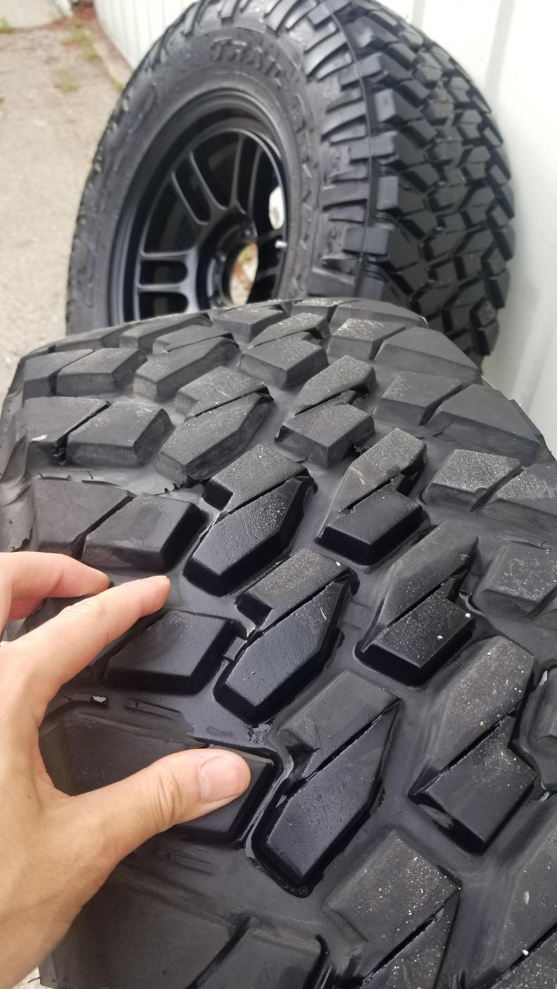 FS: 295/70R18 Nitto Trail Grappler M/T 'LT' - Los Angeles & Thousand Oaks CA-358c0lp-jpg