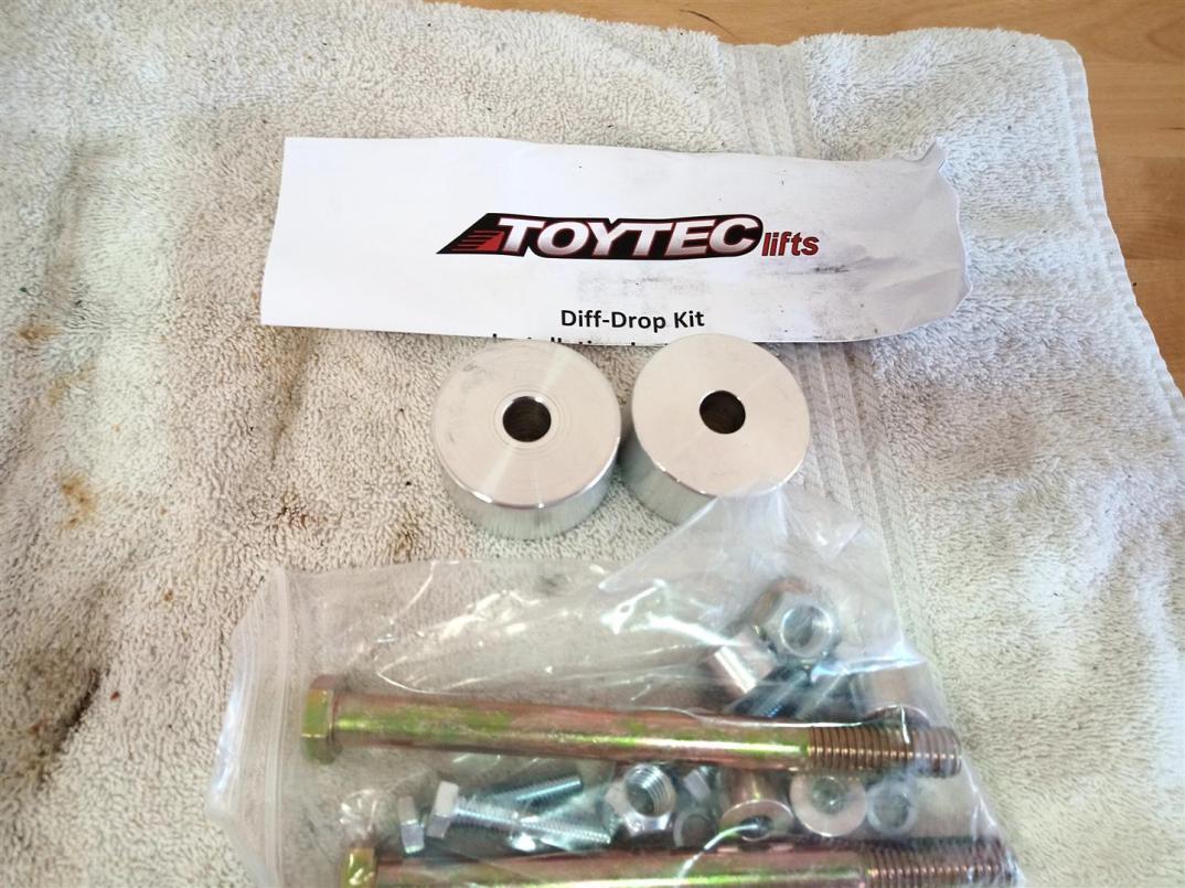 SOLD - FS:  Toytec Diff Drop Kit - Mesa, AZ-img_20191009_130720-large-jpg