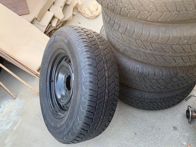 FS: 2019 4Runner stock wheels and tires (basically new) - 0 - Upland, CA-img_0286-jpg