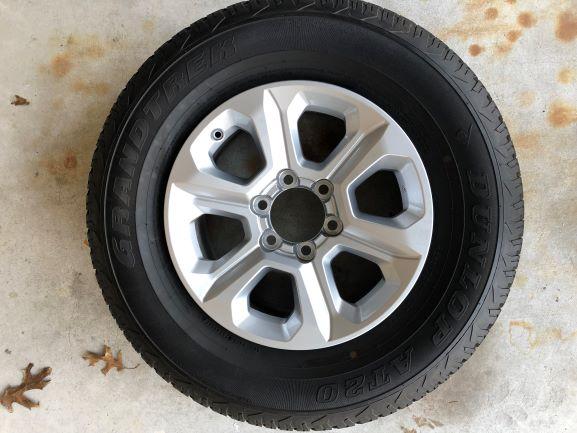 2002 3rd Gen & 2020 5th Gen OEM Parts For Sale-2020-wheels-dunlop-jpeg