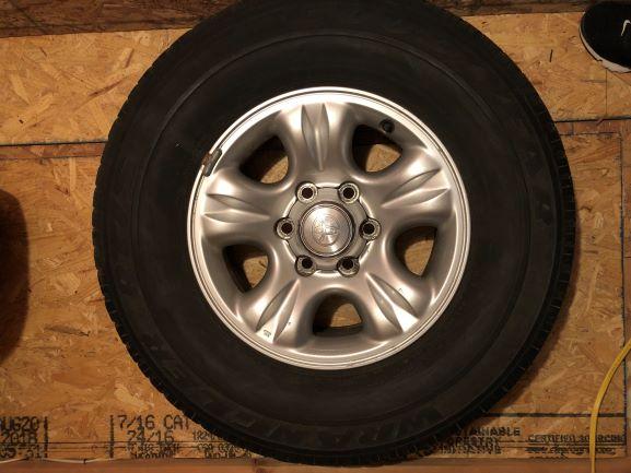 2002 3rd Gen & 2020 5th Gen OEM Parts For Sale-2002-wheels-goodyear-jpeg