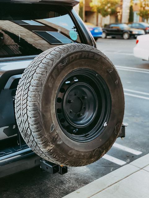 FS: Spare New Dunlop Grandtrek AT20 265/70/17 - San Diego, CA - 0-img_1455-jpg