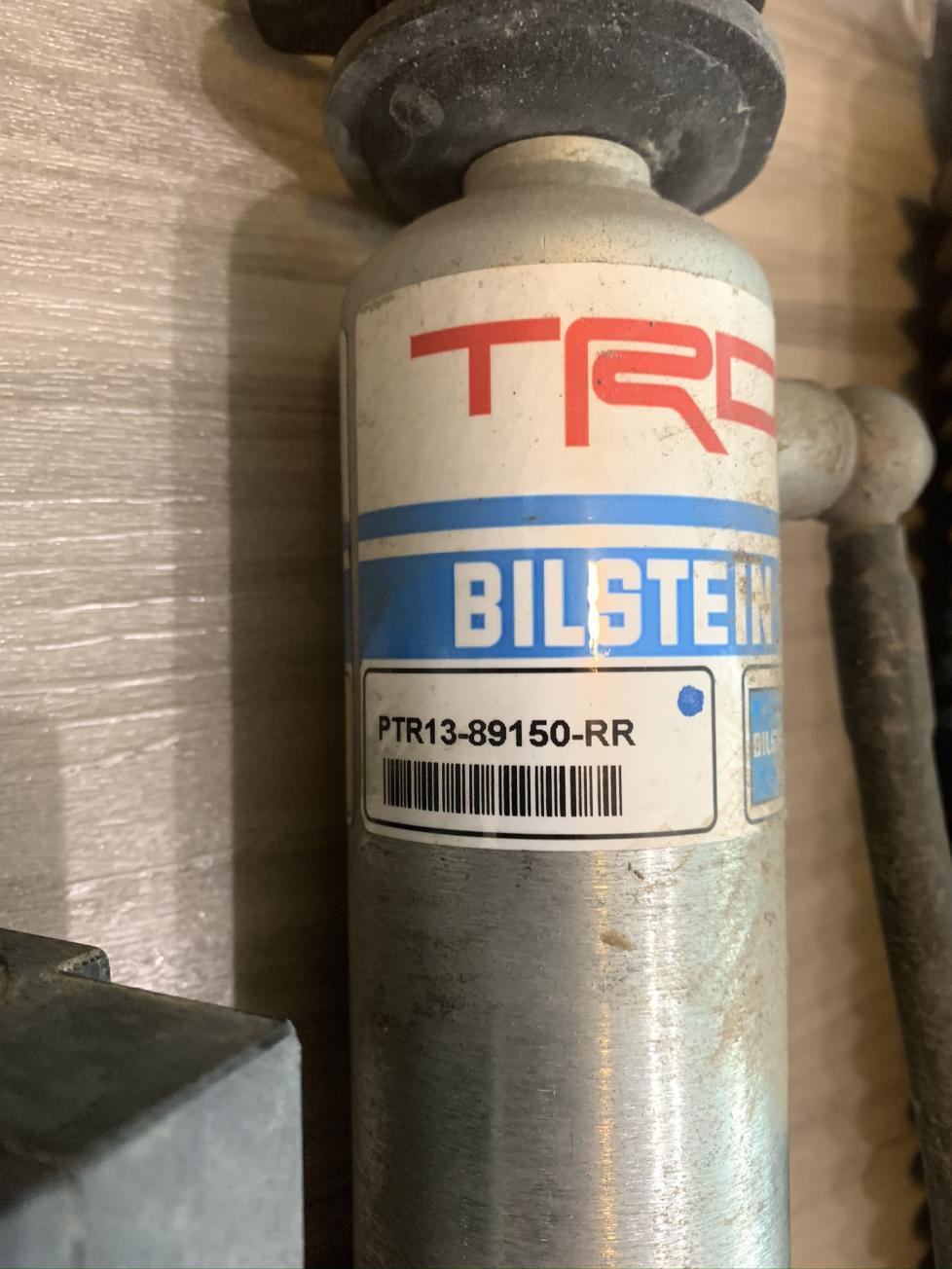 FS 5th Gen 2018 TRD PRO 4R Factory Bilstein Suspension <10,000 Miles: 0 San Diego-bilstein-3-jpg