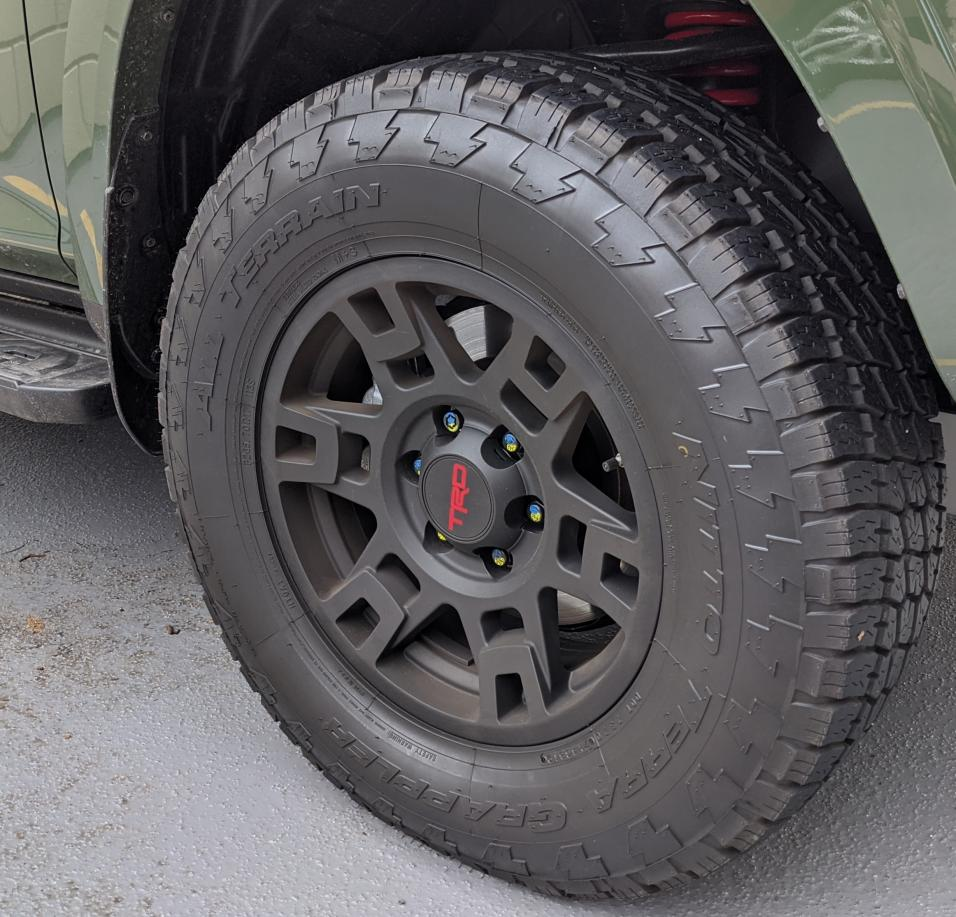 FS: Nitto Terra Grapplers (4) - Mint condition - 0-img_20200110_134555-jpg