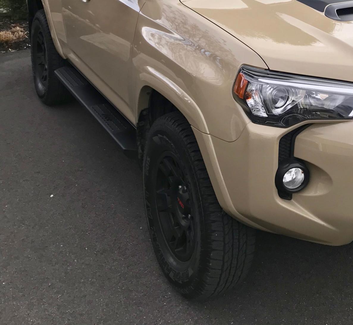For Sale: 4 new Yokohama Geolander A/T Tires 0 - DC area-img_2490-2-jpg