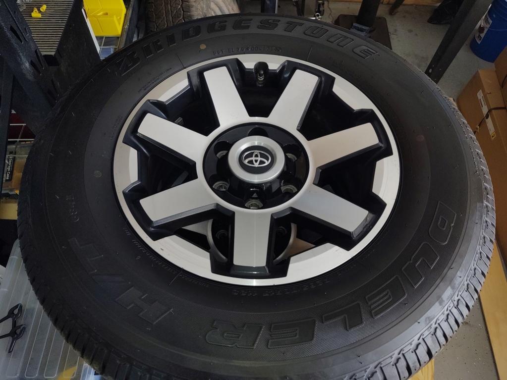 AZ - 2016 TRD Off-Road Takeoffs - Wheels/TPMS/Tires-img_20200229_143523164-jpg