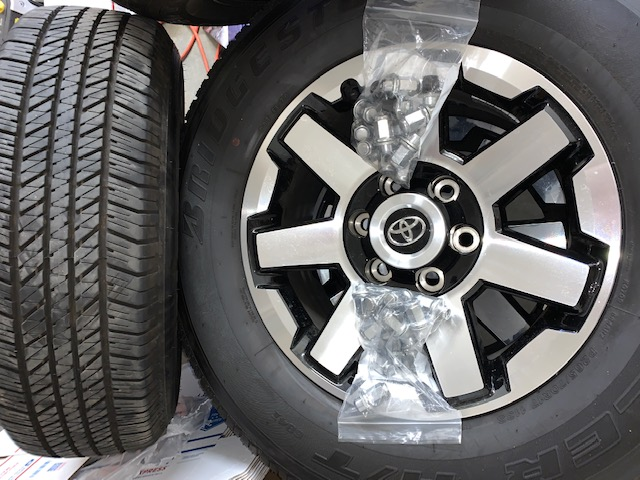 SOLD: 5th GEN ORP wheel set, spare and lugs - Bay Area, California - 0 OBO-img_5957-jpg