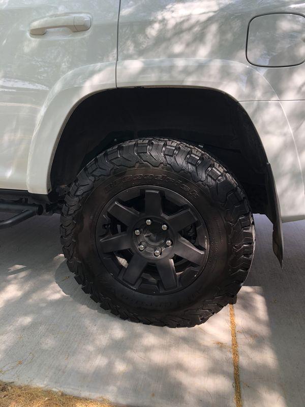 FS:5th Gen 2019 TRD OR Wheels x5 (black) 0 - Phoenix, AZ-area-02b0278af75442c2bb5bf048242a27b0-jpg