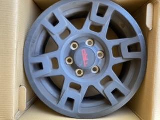FS: TRD Pro Wheels, Matte Black, 0, Riverside, Ca-36bc1fb7-2eff-4f48-88a0-f4ff63dee24b-jpeg