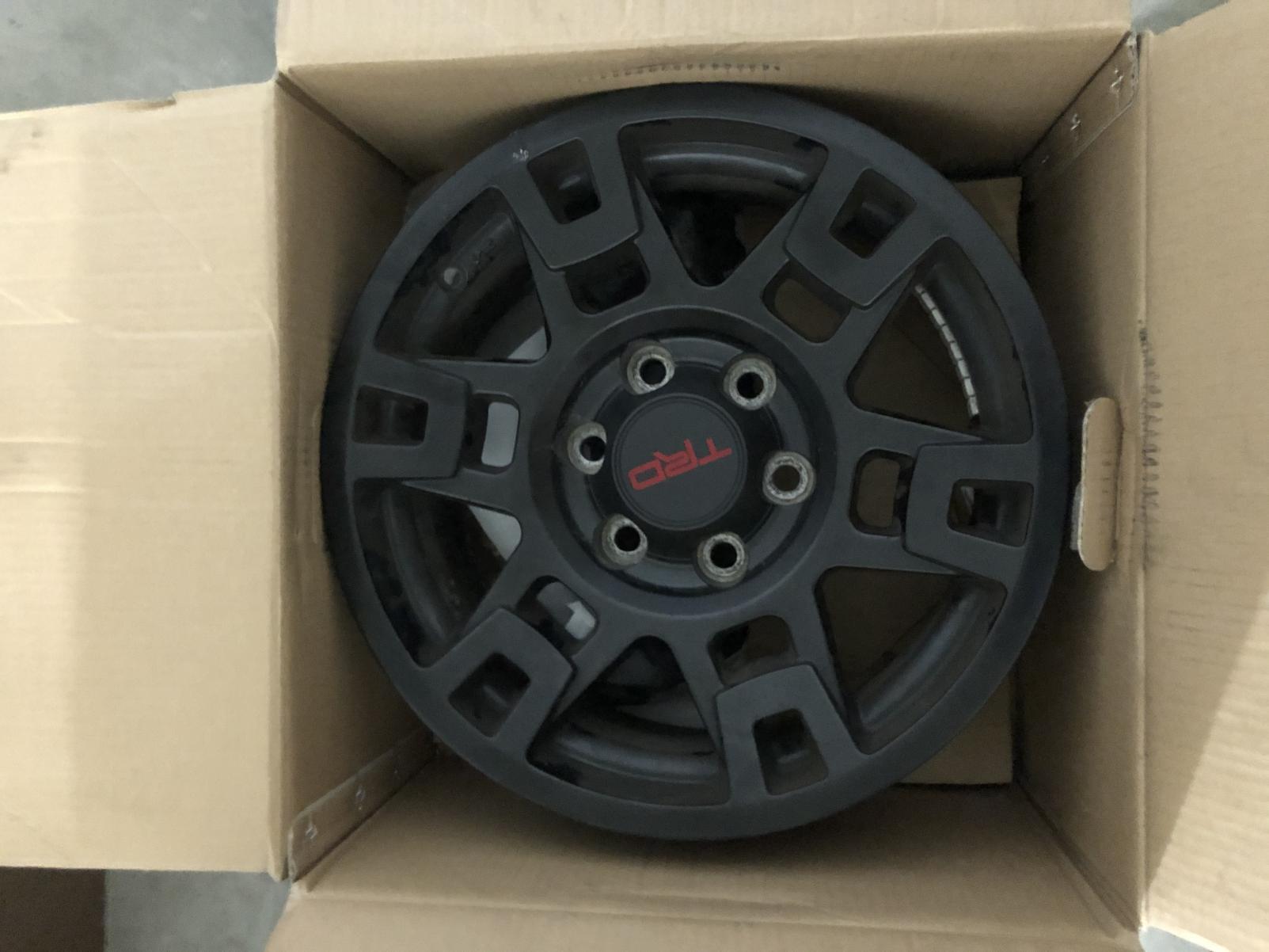 FS: 5th gen TRD Pro Matte Black Wheels (4) - 0-img_8064-jpg