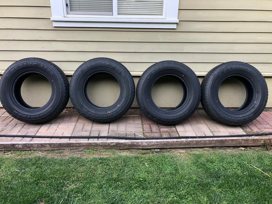 FS: 4 Dunlop AT20 All-Season Tires, 0, SF Bay Area-img_8959-jpg