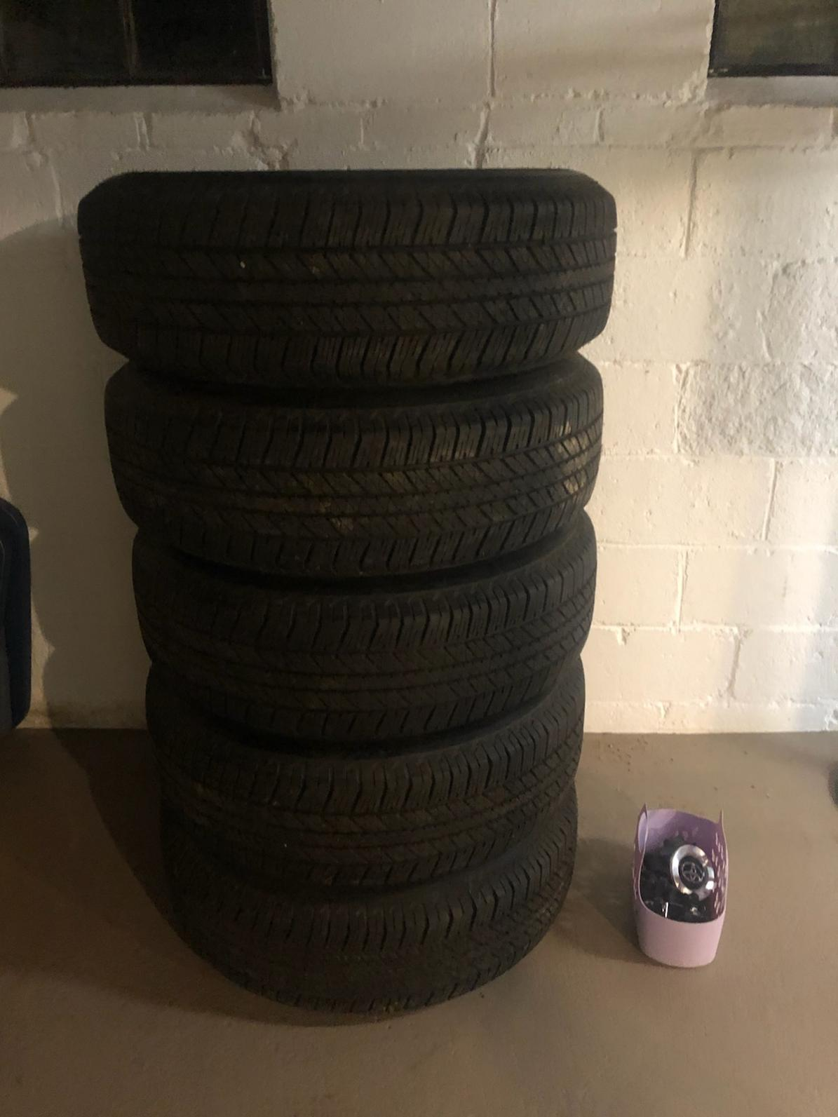 FS 2019 TRD ORP WHEELS AND TIRES 0 Medina, Ohio  SOLD-tires-1-jpg