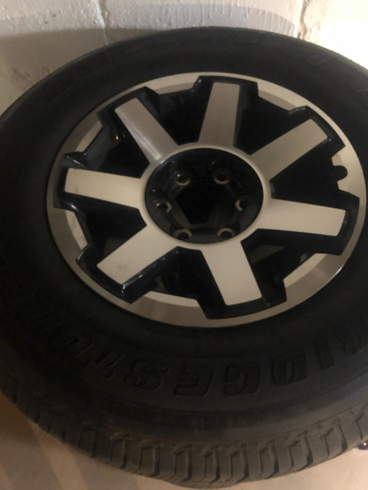 FS 2019 TRD ORP WHEELS AND TIRES 0 Medina, Ohio  SOLD-tires-2-jpg