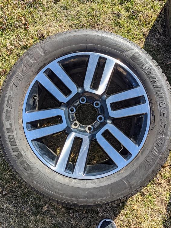 """FS: 5th GEN 20"""" Limited wheels x5 - 0 Jackson, MI-pxl_20210320_202930752-jpg"""