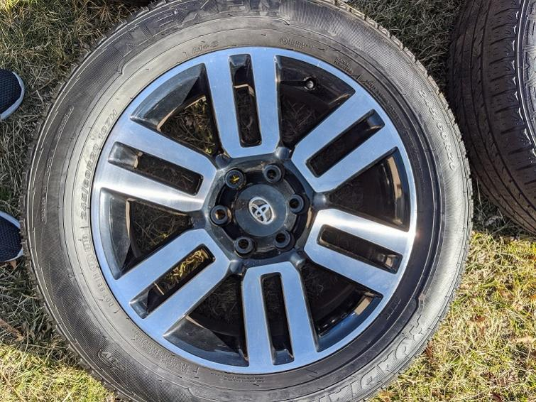 """FS: 5th GEN 20"""" Limited wheels x5 - 0 Jackson, MI-pxl_20210320_202953584-jpg"""