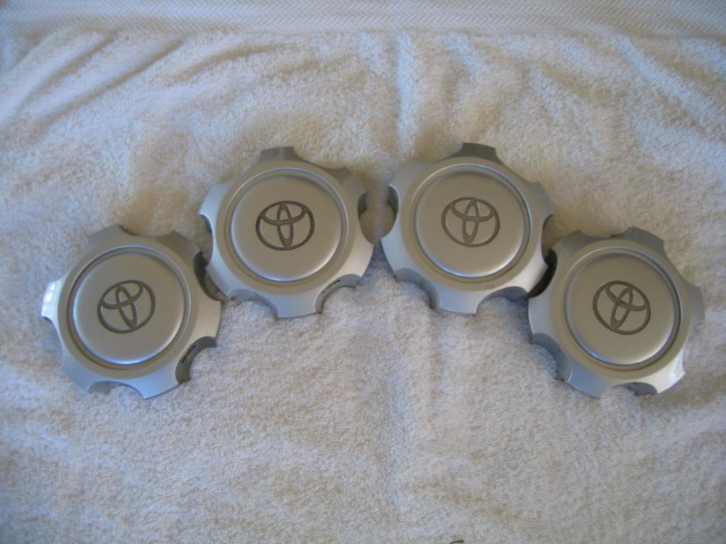 4 OEM TOYOTA 1999-2002 4RUNNER Limited alloy rims-img_5286-jpg