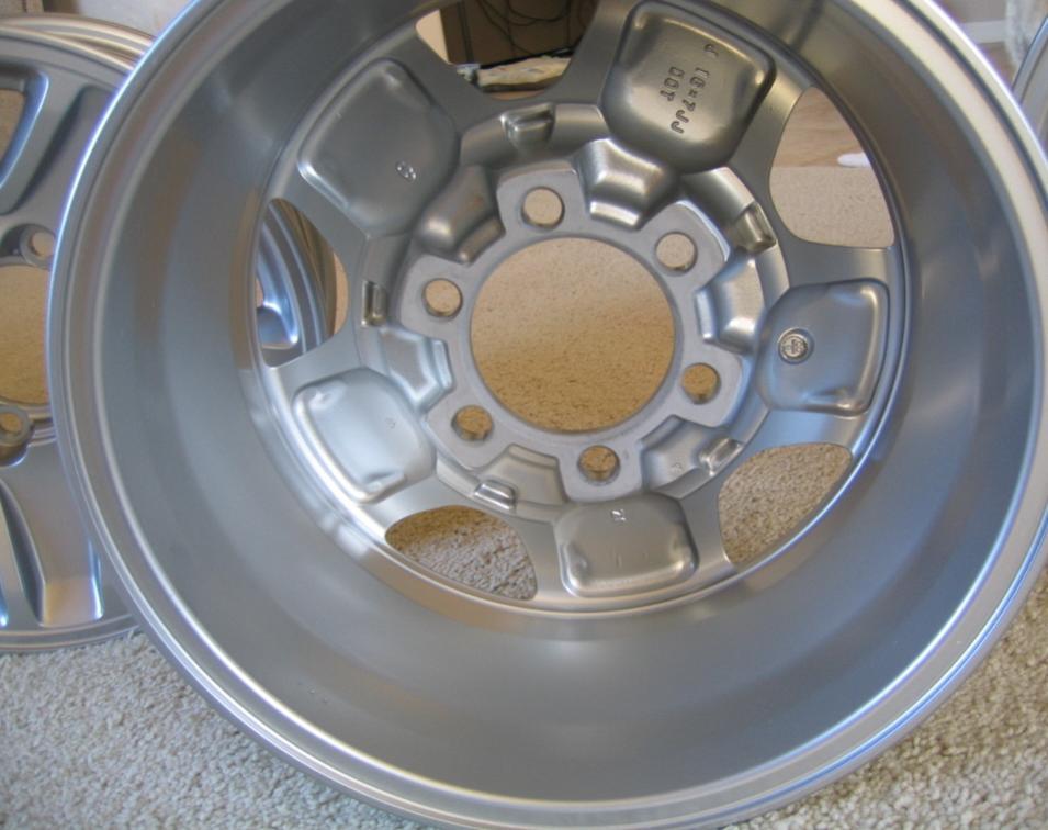 4 OEM TOYOTA 1999-2002 4RUNNER Limited alloy rims-img_5291-jpg