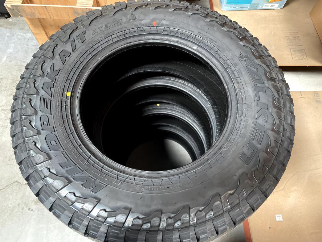 FS: Brand New Set (4) Falken Wildpeak A/T3W 265/70R17 115T- 0 OC CA-tire-2-jpg