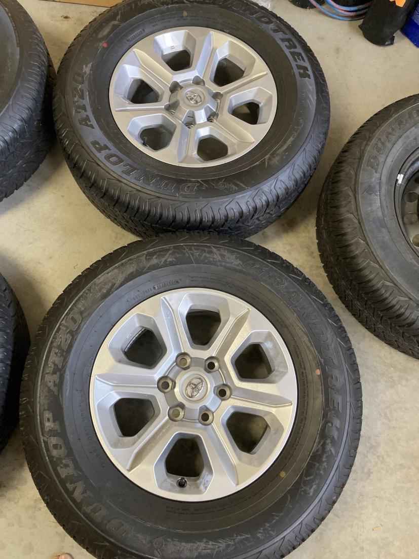 FS - 2020 and 2018 SR5 Take Off Rims and Tires-tires-3-jpg