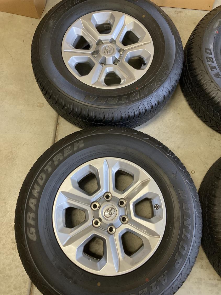 FS - 2020 and 2018 SR5 Take Off Rims and Tires-tires-4-jpg