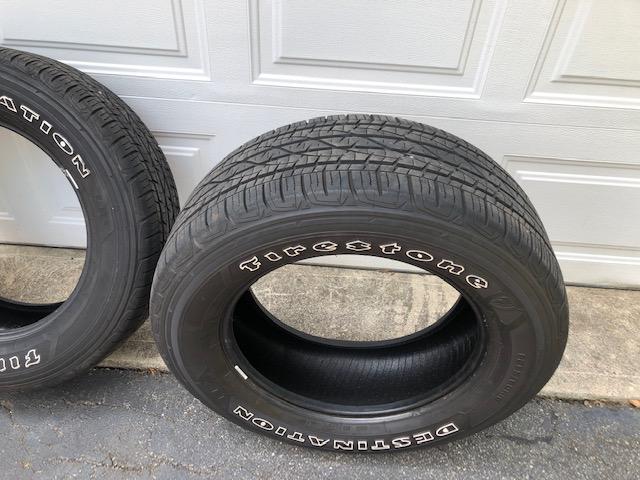 FS2x P265/60R18 Firestone Destination LE2 Highway Tires,  each, Livingston NJ-img_9055-jpg