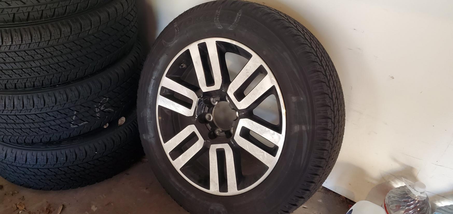 "5th Gen Limitied 4Runner 5 20"" wheels+tires Houston Tx 00-20210829_084150-jpg"