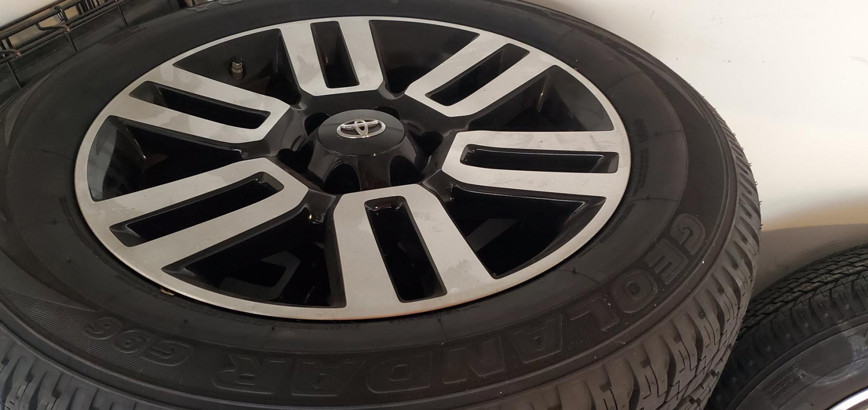 "5th Gen Limitied 4Runner 5 20"" wheels+tires Houston Tx 00-20210829_084155-1-jpg"