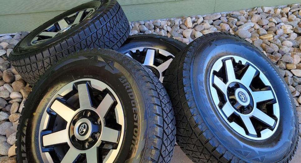 FS: Set of 4 5th-gen Trail Premium wheels + 265/70R17 Blizzak tires, 0, Dolores CO-photo_2021-09-21_23-03-52-jpg