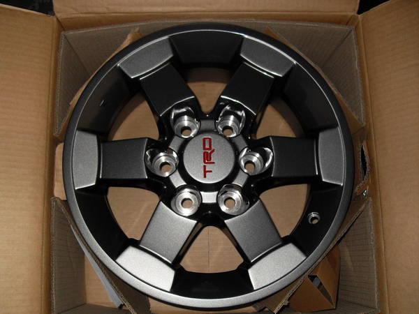 2011 Toyota 4Runner Limited For Sale >> Looking for Black FJ TRD wheels - Toyota 4Runner Forum ...