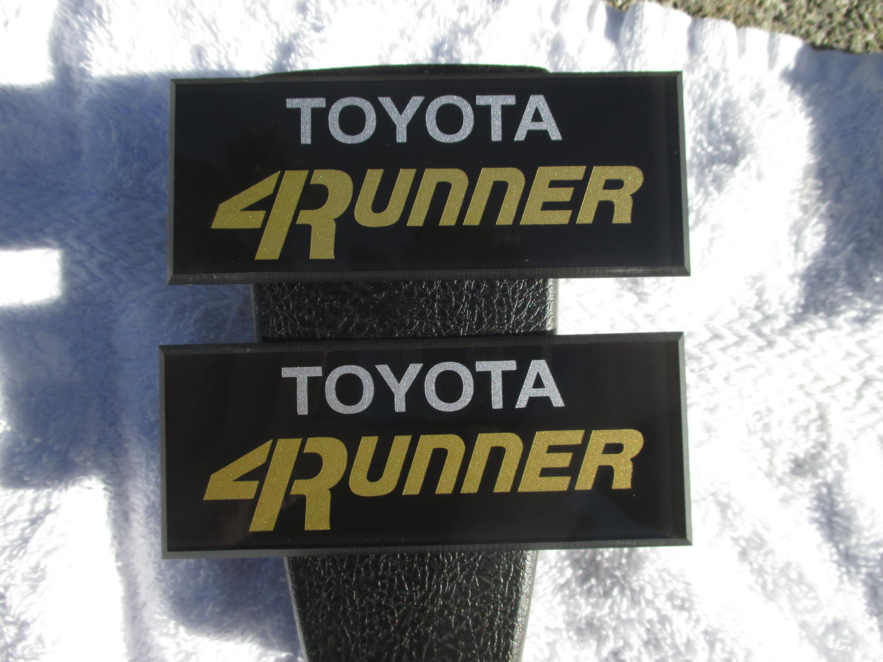 1984 1989 Toyota 4runner Sale
