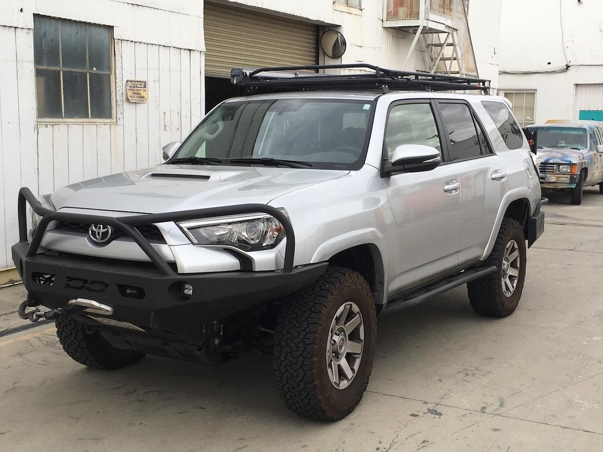 Fs Gobi Stealth Rack Arb Awning Los Angeles Toyota