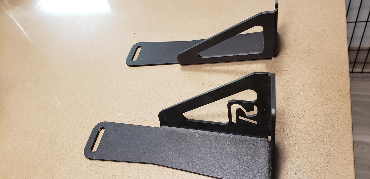 FS Rago Fabrication 5th Gen 4runner Hidden Light Bar Brackets Denver, CO -rago-light-brackets-jpg