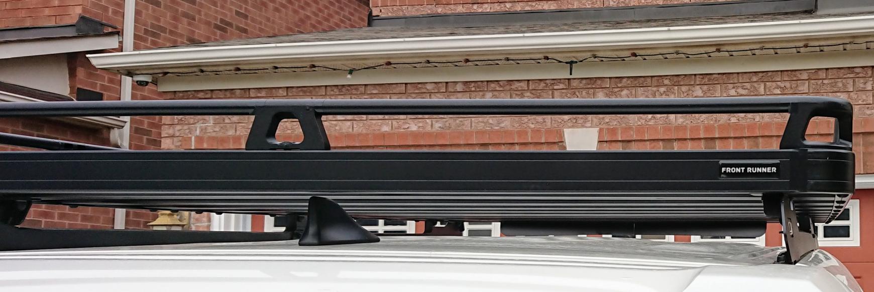 FS: 5th GEN Frontrunner Slimline 2 Roof Rack and Expedition Rail Kit-img_20190628_194619-jpg