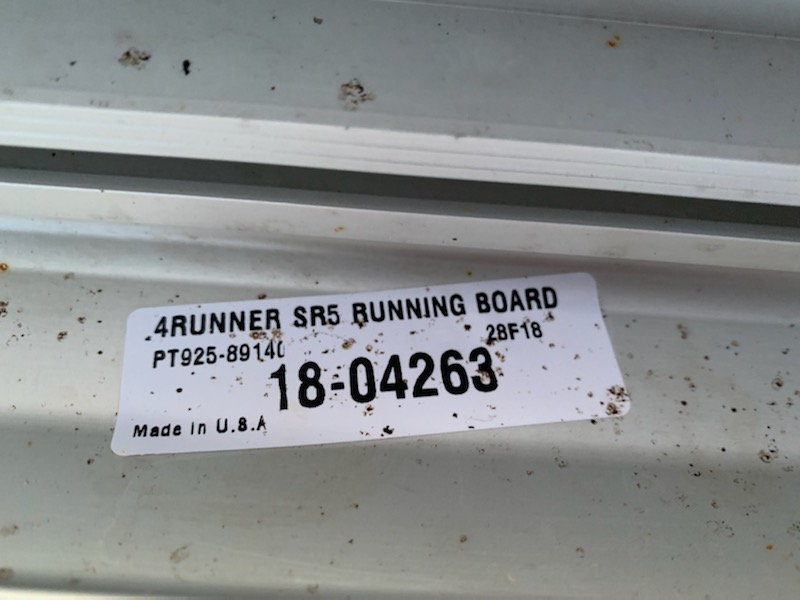 Fs: Oem running boards (5th gen), 0 chicago-land, il-img_4797-jpg