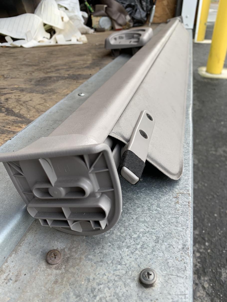 FS: 3RD GEN tonneau cover // cargo cover -  SF Bay Area-img_4300-jpg
