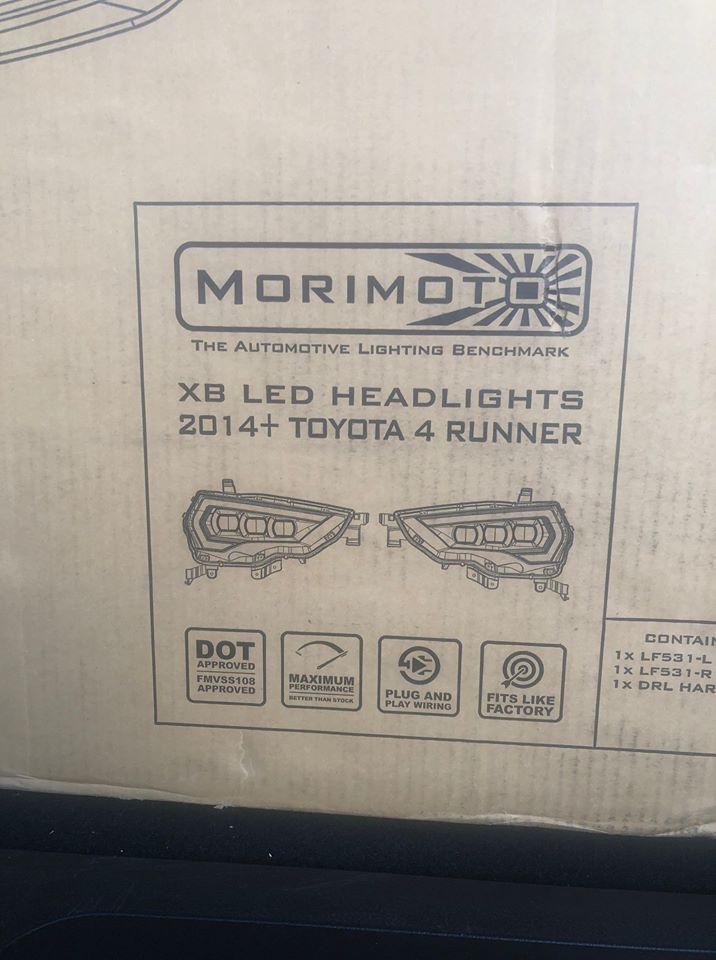 FS: Morimoto XB 4Runner LED Headlights 2014-2020 BNIB-morimoto-3-jpg