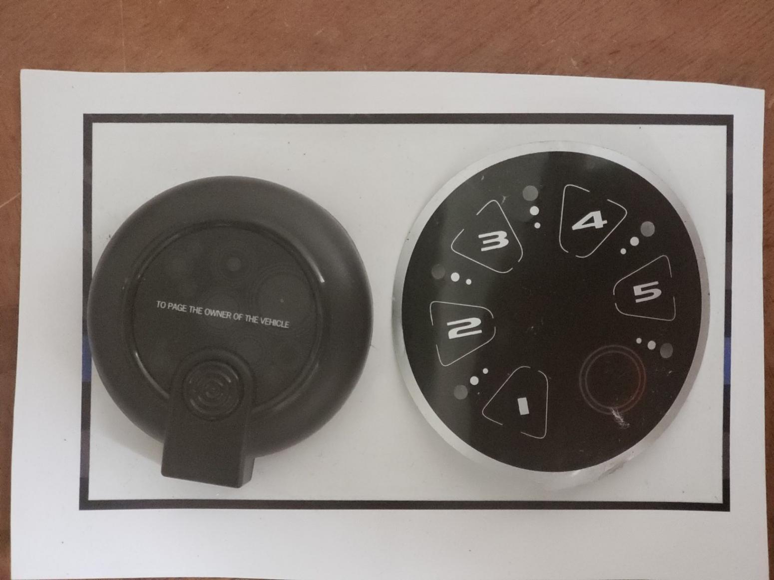 """FS: 5th Gen Aftermarket alarm """"DMV Area"""" .Shipped-20200918_105419-jpg"""